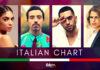 CLASSIFICA ITALIANA OA PLUS con Mahmood Diodato Elodie Tosca