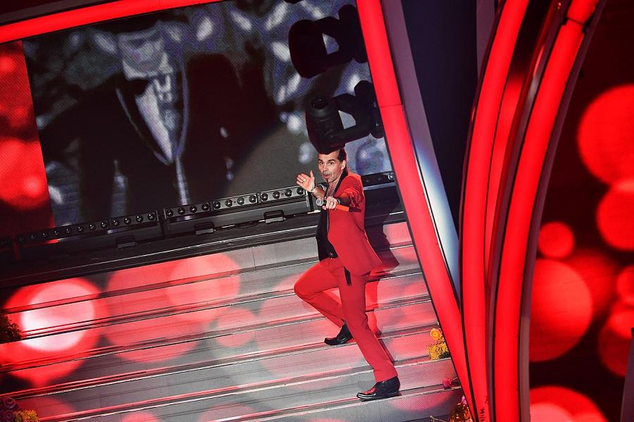 """VIDEO Piero Pelù Sanremo 2020: """"Cuore Matto"""""""