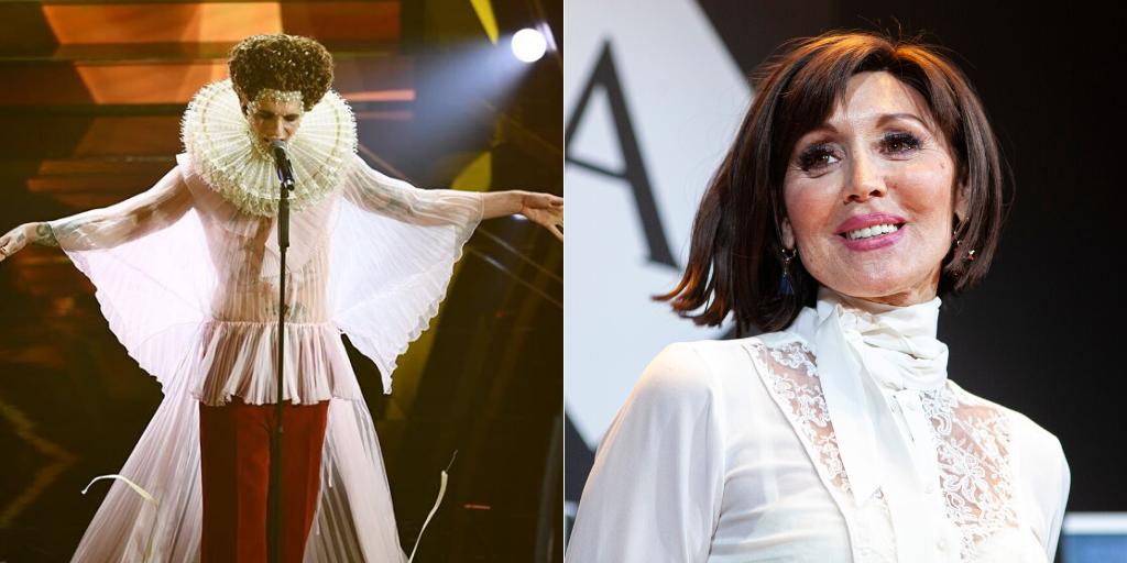 Sanremo 2020, LGBT. Monica Cirinnà per Tiziano Ferro e Anna Maria Bernini per Achille Lauro: gli endorsement della politica alla libertà sessuale
