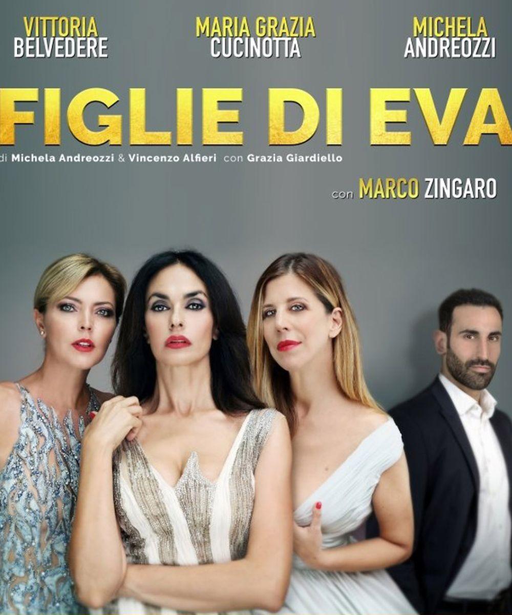 """Teatro.""""Figlie di Eva"""", sotto la regia di Massimiliano Vado tre donne usate e scaricate da un politico senza scrupoli"""