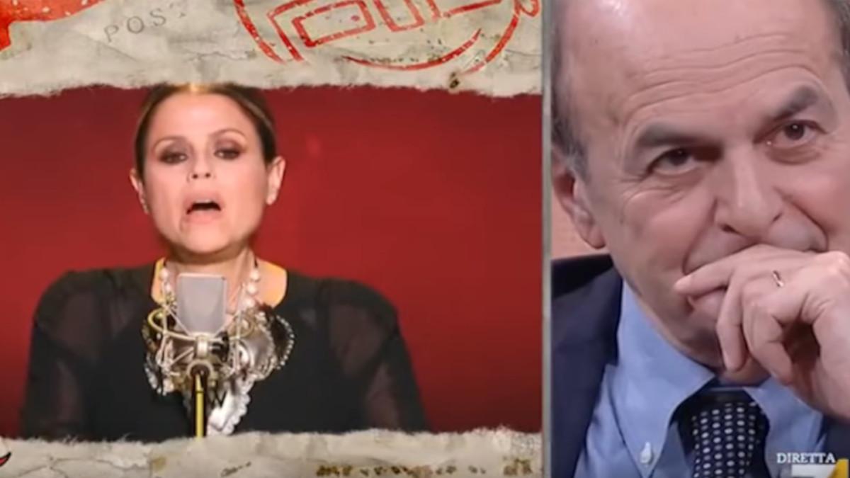"""TV, Politica. Tosca: da Sanremo a """"DiMartedì"""" per supportare le Sardine con """"Bella Ciao"""""""
