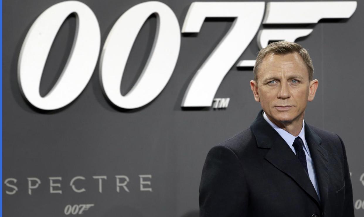 Cinema, LA FABBRICA DEI SOGNI. Anche James Bond fermato dal Coronavirus
