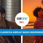 Classifica radio indipendenti EarOne: Diodato ancora al top, Ultimo in discesa