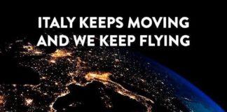 """Alitalia Spot """"Non smettere di volare"""""""
