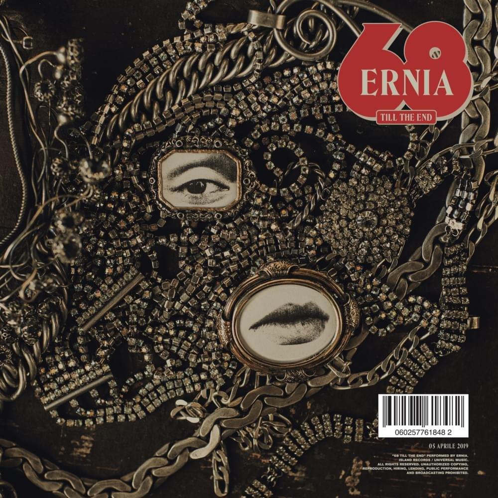"""Ernia, """"68 – Till the end"""": il conscious rap che non ci meritiamo"""