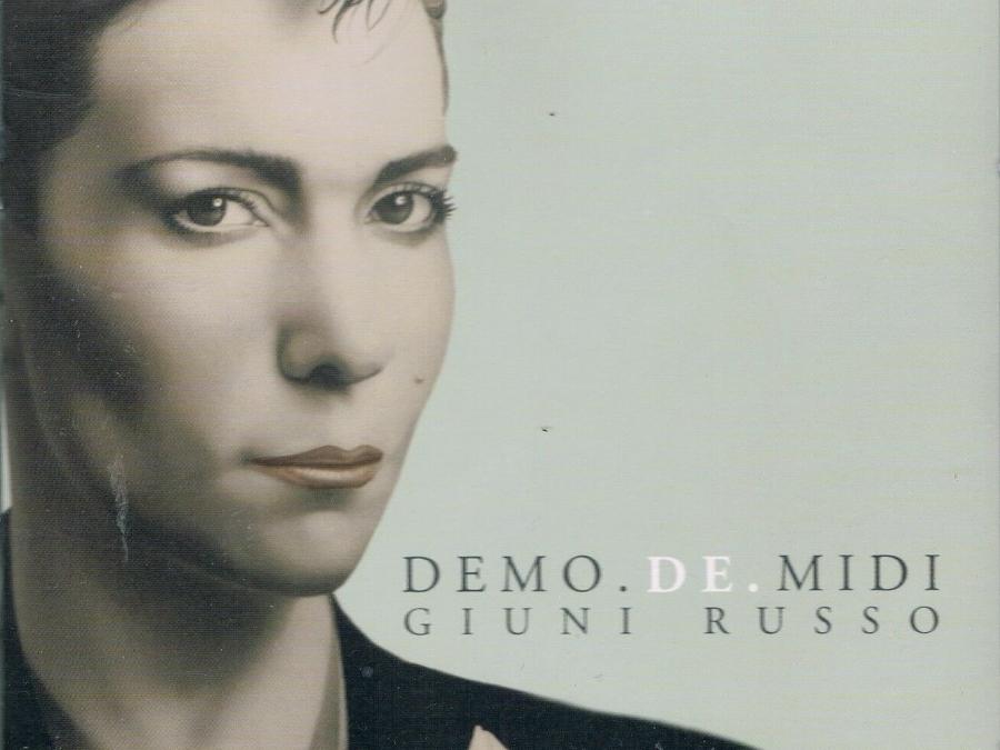 """""""Demo de midi"""", la raccolta perfetta per capire Giuni Russo"""