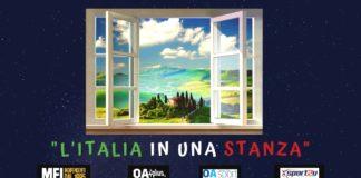 L'ITALIA IN UNA STANZA MEI - OA PLUS - OA SPORT