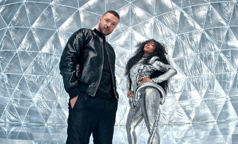 The other side, la nuova hit di SZA e Justin Timberlake