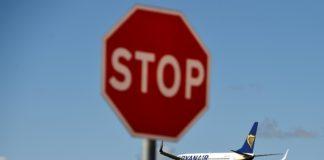 Stop Voli Ryanair