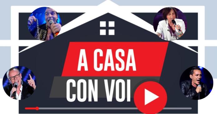 Concerti in streaming cantanti italiani: orario live iniziativa #acasaconvoi