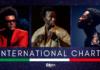 International chart OA PLus JNR Williams