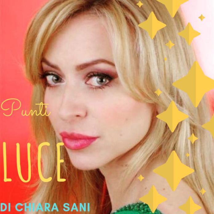 PUNTI LUCE di Chiara Sani La luce magica di BLASCO GIURATO, Premio Oscar con Tornatore!