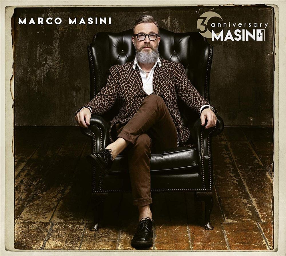 MEI. Masini celebra 30 anni di carriera con un disco pieno di guest