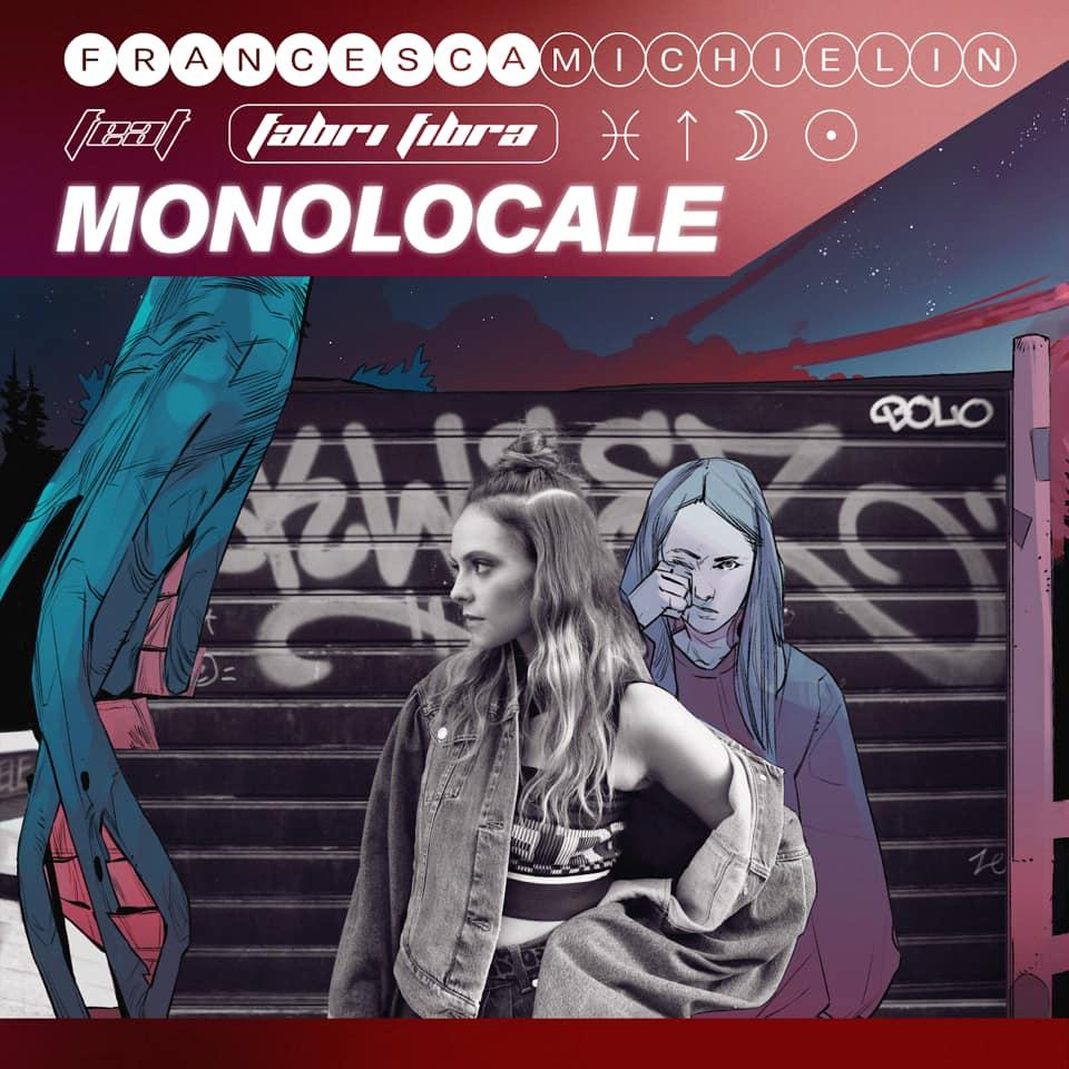 """""""Monolocale"""" è il quarto singolo tratto da """"Feat"""": a duettare con Francesca Michielin è Fabri Fibra"""