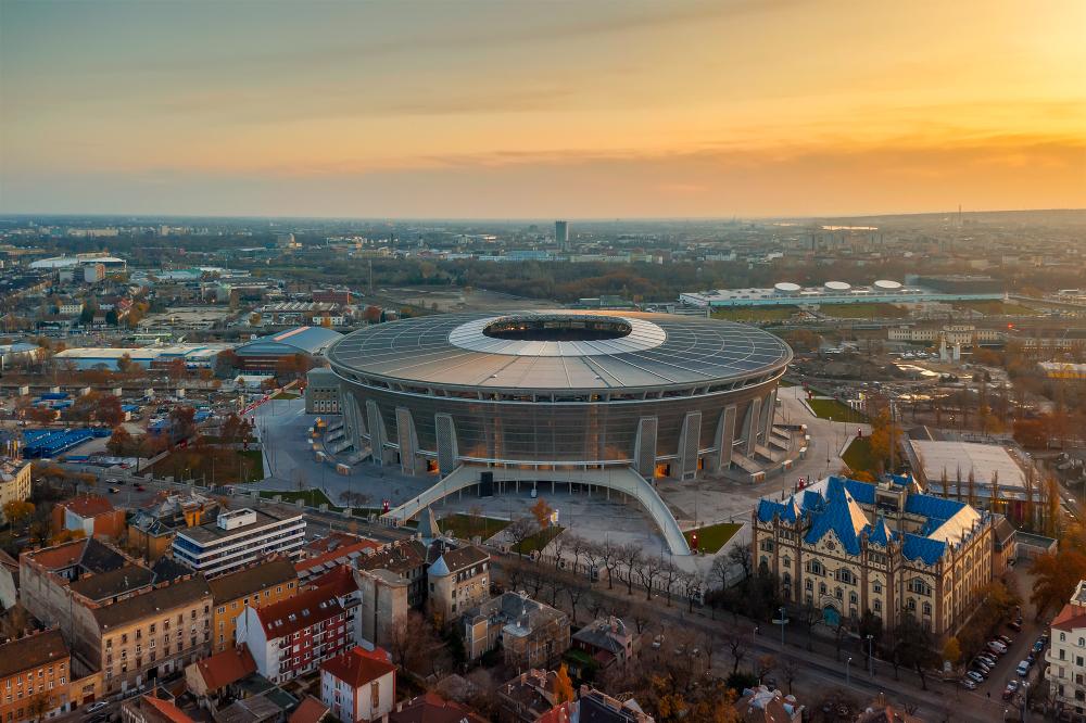 Città e stadi Euro 2020. Budapest, incanto sul Danubio