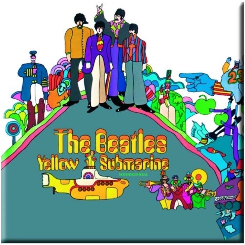 """I Beatles il 25 aprile su YouTube in omaggio a """"Yellow Submarine"""""""