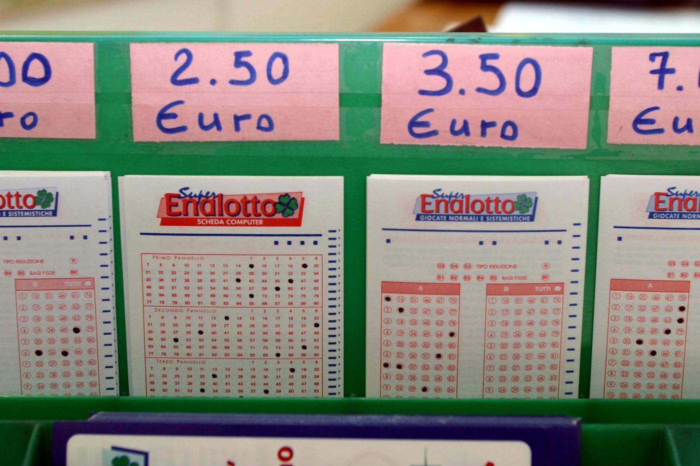 Fase due, Lotto e Superenalotto (ma non solo) tornano dal 4 maggio