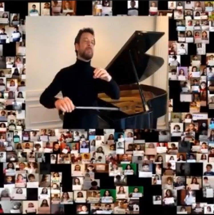 Europa InCanto. Il commovente messaggio cantato da 700 bambini provenienti da tutta l'Europa VIDEO