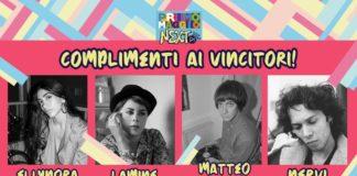 Grafica Primo Maggio Next 2020 - Ellynora - Lamine - Nervi - Matteo Alieno - Rai 3
