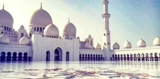 Moschea Abu Dhabi, Crociera Emirati Arabi