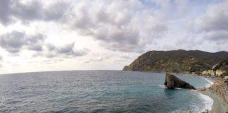 Spiagge più belle d'Italia, spiaggia di Fegina (Monterosso al Mare)