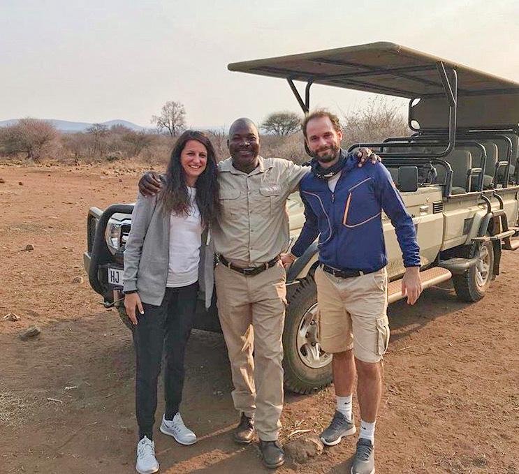 """""""Viaggio da una stanza"""", consigli dai lettori. Guido e Daniela ci portano in safari nel Sudafrica"""