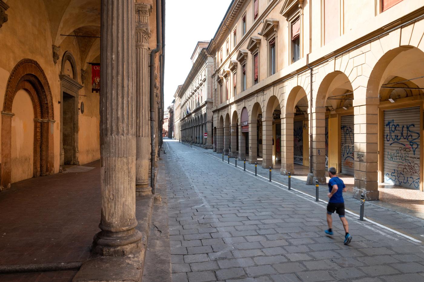 Coronavirus, dal 4 maggio si può riprendere il Jogging, ma chi non fa jogging non ha diritto di muoversi un po'?