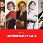 Lettere dall'Italia, il racconto di Maurizio Geri e del folk italianoin una playlist