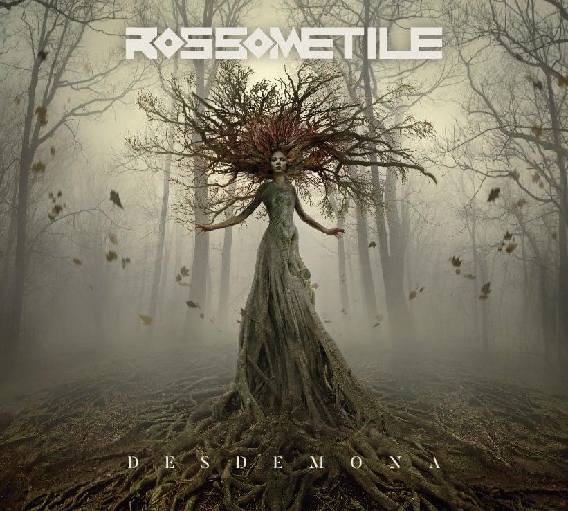 """Rossometile, il nuovo album è """"Desdemona"""""""
