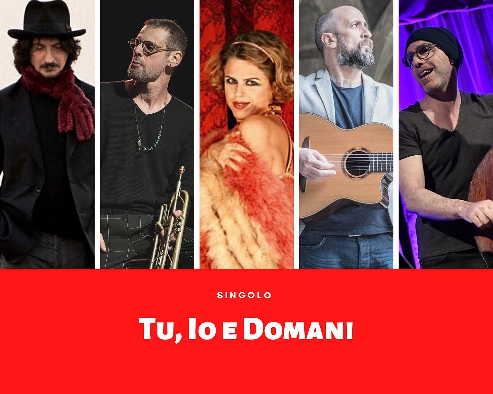 La canzone di Joe Barbieri, Fabrizio Bosso, Luca Bulgarelli, Sergio Cammariere e Tosca sulla quarantena