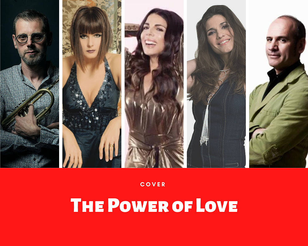 "Mietta, Silvia Mezzanotte e Simona Bencini insieme in ""The power of love"" – VIDEO"