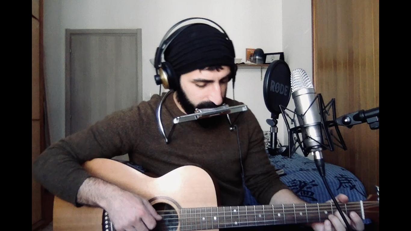 """Fabio Curto è finalista a Musicultura con """"Domenica"""". Riviviamo la performance a """"L'Italia in una stanza"""" – VIDEO"""