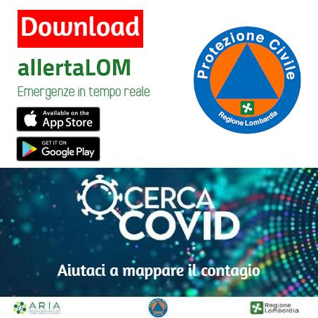 Arriva AllertaLOM, l'app che mappa il Coronavirus
