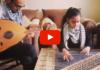 Coronavirus: bambina plestinese suona Bella Ciao per l'Italia