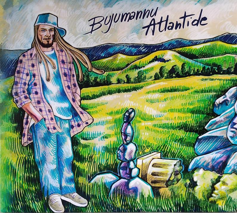 """Bujumannu, arriva il nuovo disco """"Atlantide"""""""