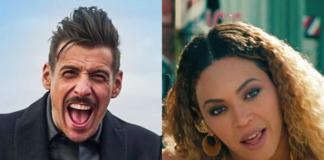 Viceversa di Francesco Gabbani è disco di platino, Oro per Beyoncé: certificazioni dimi della settimana