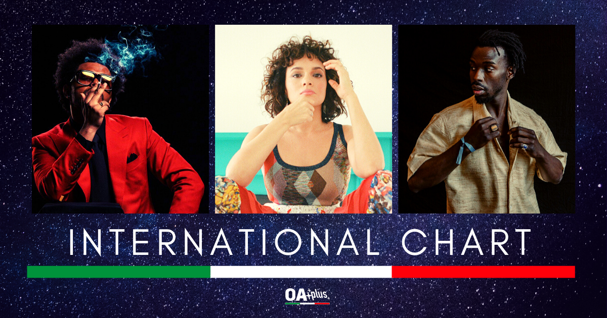 INTERNATIONAL CHART (Week 08 / 2020): Norah Jones beata tra The Weeknd e Black Pumas