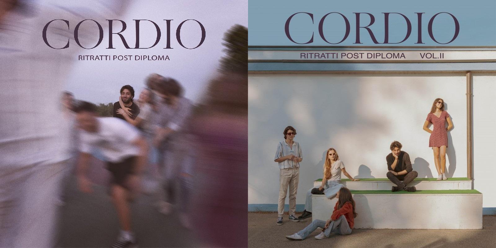 """MEI. Il doppio Ep """"Ritratti post diploma"""" di Cordio, come rifuggire il presente"""