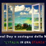 """LIVE Segui qui in DIRETTA STREAMING """"FESTIVAL DAY. L'Italia in una stanza"""". Dalle 13 la giornata dedicata alle rassegne musicali italiane"""