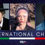 INTERNATIONAL CHART (Week 11 / 2020): Lady Gaga torna alla grande in vetta. Con lei Bob Dylan e Black Pumas