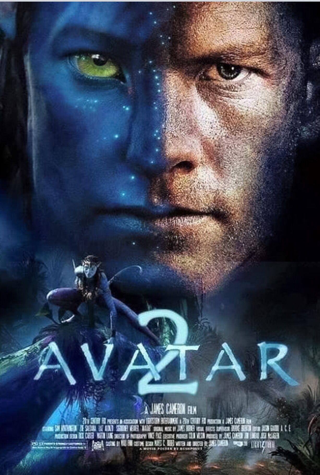 """Cinema. """"Avatar 2"""""""