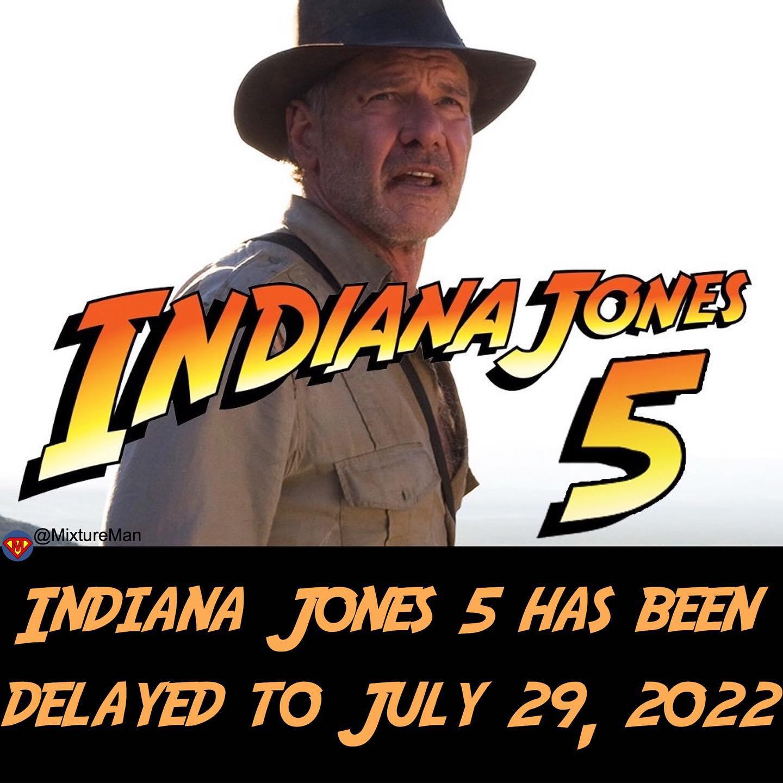 "Cinema. ""Indiana Jones 5"""