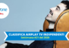 earone airplay tv classifica video clip più trasmessi: diodato in top 10 con due canzoni