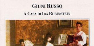 """Cover album """"A casa di Ida Rubinstein"""""""