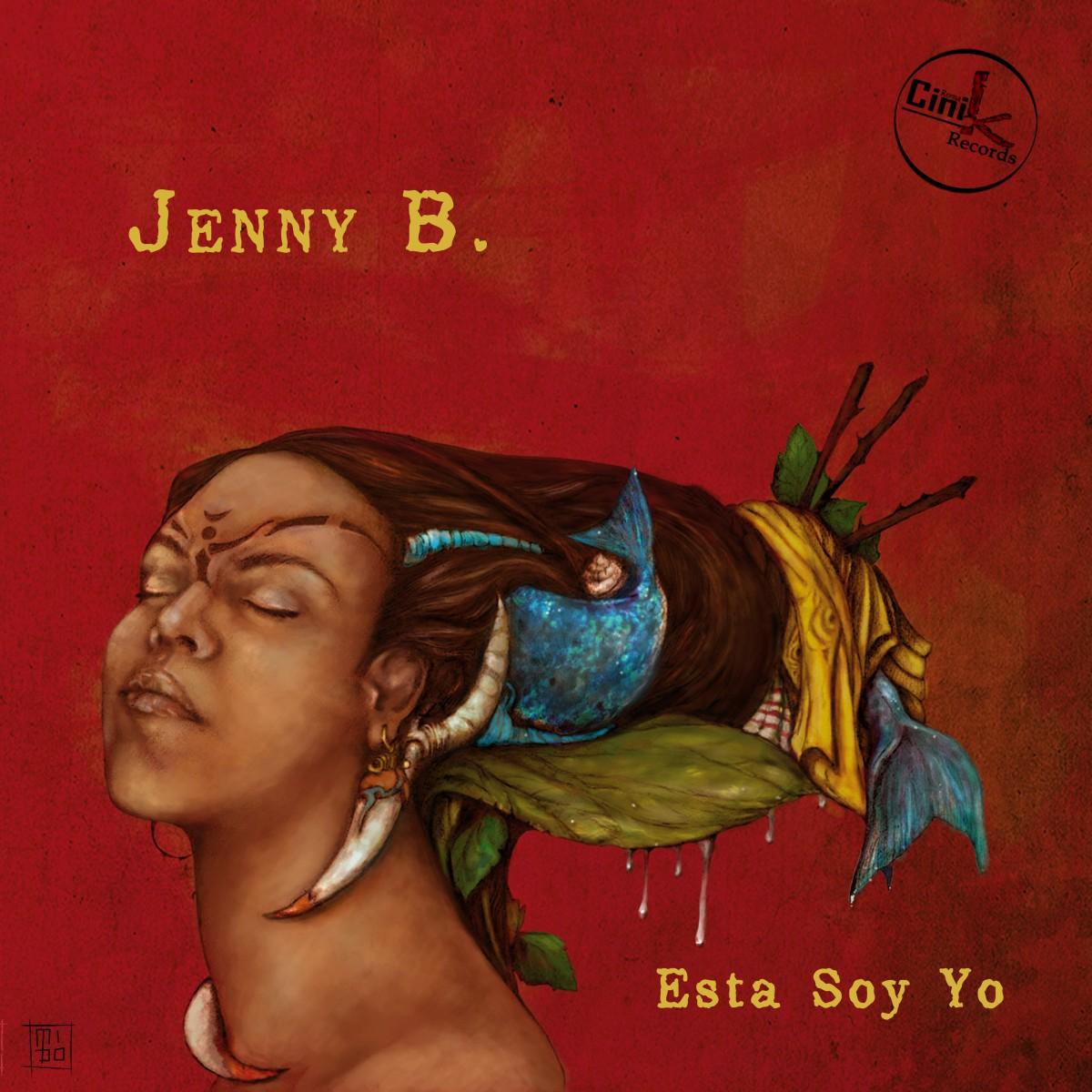"""""""Esta soy yo"""", nove anni fa usciva l'album più ambizioso di Jenny B"""