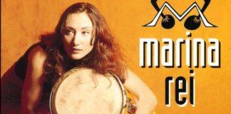 """Cover Album """"Marina Rei"""""""
