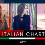 OA PLUS ITALIAN CHART (Week 14 / 2020): Francesco Bianconi grande ritorno. Chiara a un passo dal podio. Maky Ferrari fra le new entry