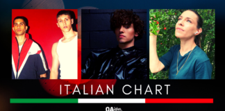 oa plus italian chart 14_ mahmood pericolo michele bravi loredana errore