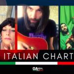 OA PLUS ITALIAN CHART (Week 16 / 2020): Arisa & Manupuma con Mangroovia salgono sul podio. Francesco Bianconi si conferma al vertice