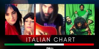 italian chart oa plus con Manupuma, Arisa, Francesco Bianconi e Mangroovia